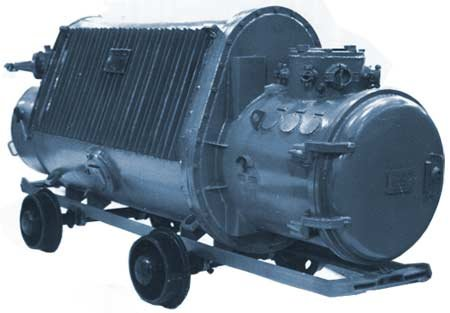 ТСВП - трансформаторная сухая взрывозащищенная подстанция.